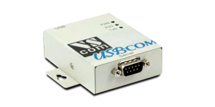 Vscom USB-COM SI-M, an USB to RS232 serial port converter DB9 connector, isolated signals