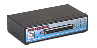 Vscom USB-8COM-M CBL, an USB to 8 x RS232 serial port converter DB62 connector, including octopuscable DB62 to 8 x DB9
